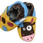 Chaussons cuir pour bébé : le confort, la sécurité et de bons prix