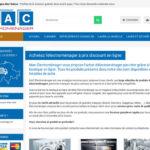 Achat d'appareil electromenager en ligne