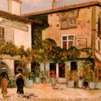 Utrillo Maurice : bibliographie et exemples d'œuvres